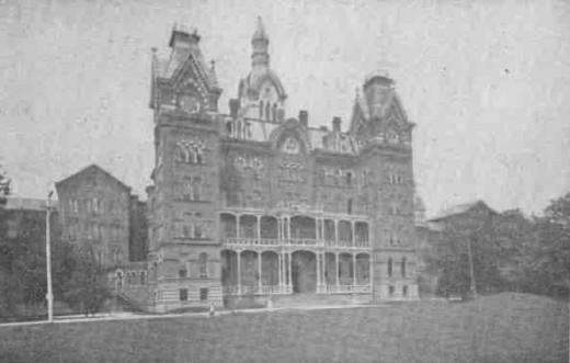 Columbus, OH Lunatic Asylum