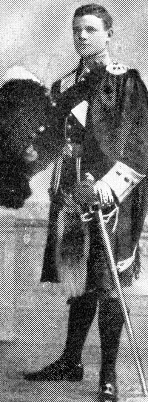 Lieutenant A.F.F. Lyon
