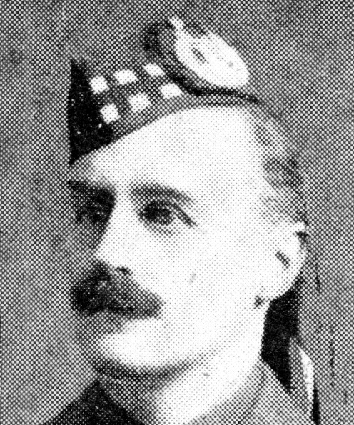 Lieutenant-Colonel. Henry Percy Uniacke