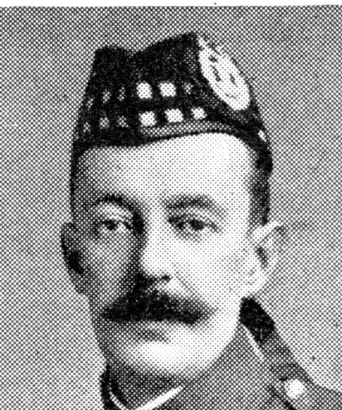 Colonel Colin Maclean