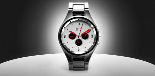 Chronos Watch Concept