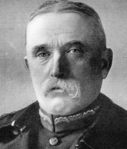 Field-Marshal Sir John French - Leader of British Army in WWI (Great War, World War 1, European War)