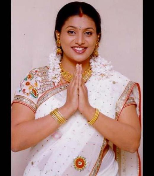 South Indian Actress Roja Selvamani | hubpages