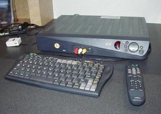 MSN TV / WebTV, circa 1996