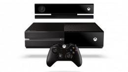 Microsoft Xbox One, circa 2013