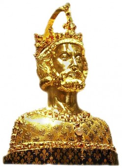 King Charlemagne's Military Career and Legacy