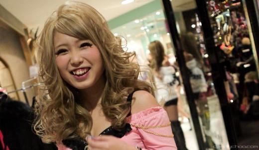 Shibuya Gal ( Author -Danny Choo, Date: Nov. 30, 2010)