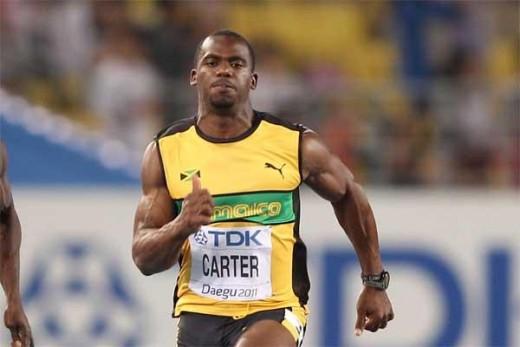 Nesta Carter, Jamaica