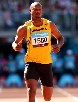 Asafa Powell, Jamaica