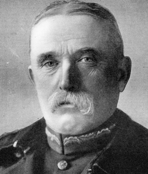 Commander-in-Chief General Sir John French