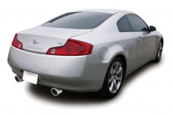 How to Install 2003-2007 Infiniti G35 Coupe Catback Exhaust System