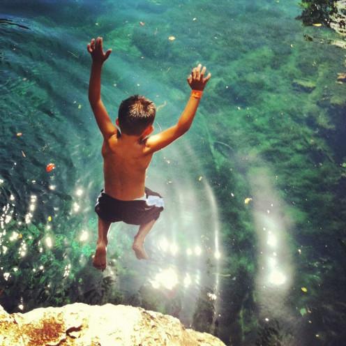Jardin de Eden Cenote