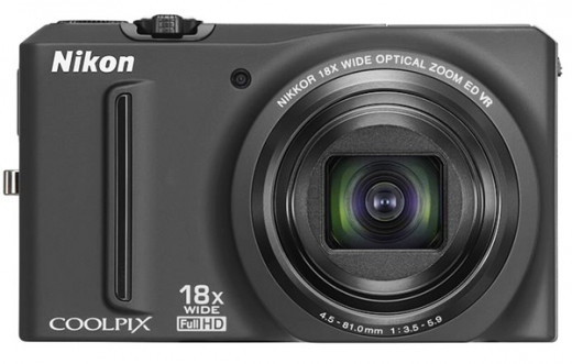 Nikon Coolpix Compact Camera