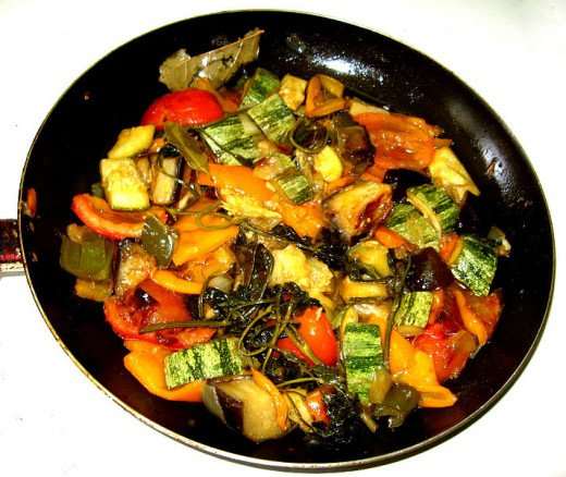 See the Easy Ratatouille Recipe - A delightful vegetable stew that ...
