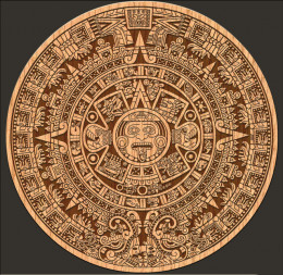 The Mayan calendar was a subject of discussion for years until the remainder of the calendar was found in 2012 a few weeks before December 21, 2012 which had been predicted to be the date of change and some claimed the end of the world.