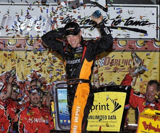 Can Kenseth put the competition away with a win in Alabama?