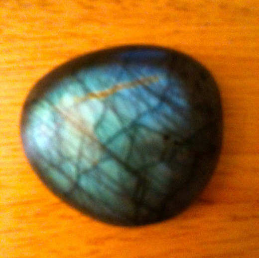 Labradorite can help keep your energy field clear.