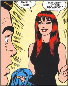 Mary Jane Watson's 1st Full Appearance