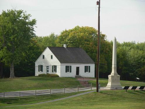 Antietam National Battlefield Memorial