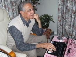 Pravin Vaghani - Keeping Active Mentally