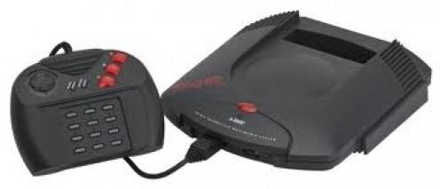 The Jaguar was a 64 bit console and Atari's last successful machine.