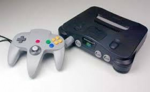 The Nintendo 64 was a 64 bit gaming experience that was a commercial failure as far as Nintendo sales go.
