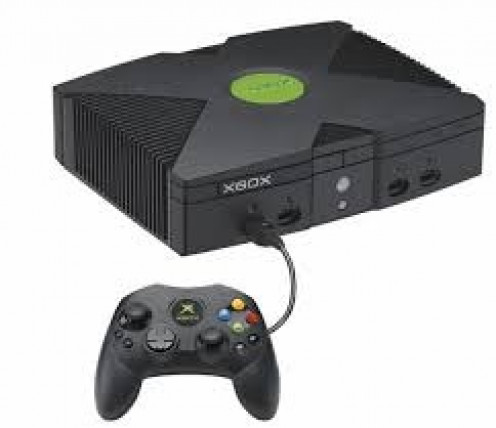 The Xbox was made by Microsoft and it is a fun console with a wide variety of games.