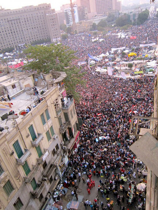 Tahrir from Gigi Ibrahim  flickr.com