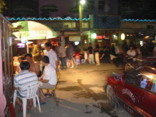 The Old South Sanlitun Bar Street, 2003