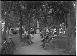Santa Fe Square c. 1912