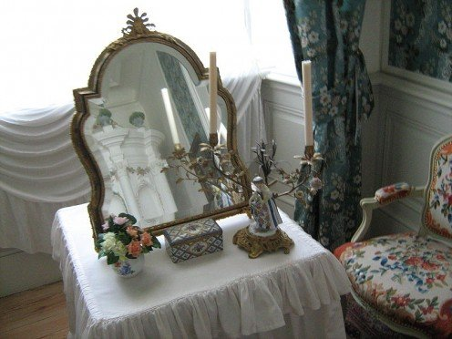 Magical and Haunted Mirrors