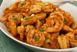 I have to say that you friend or family will know that these shrimps were the ring of cooked shrimps that's you buy from your local grocery store this transformation is some you can do over and over again and your family will love them.