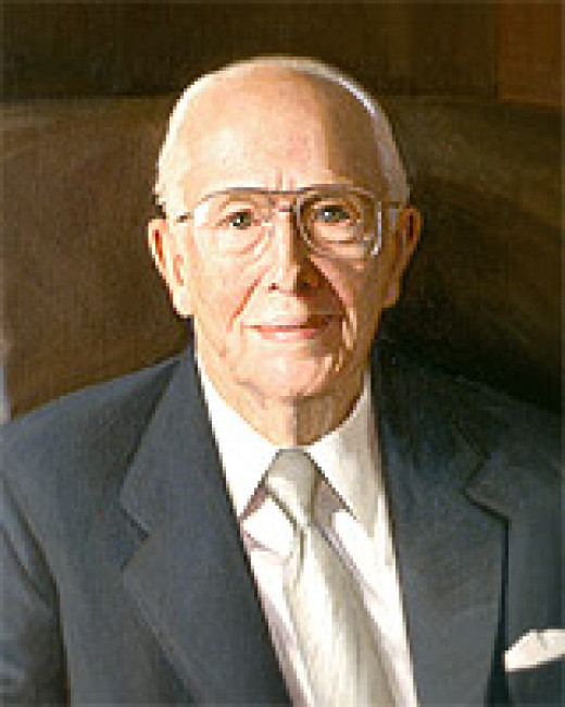 Birth Date: August 4, 1899  Death Date: May 30, 1994  Years as President: 1985–1994