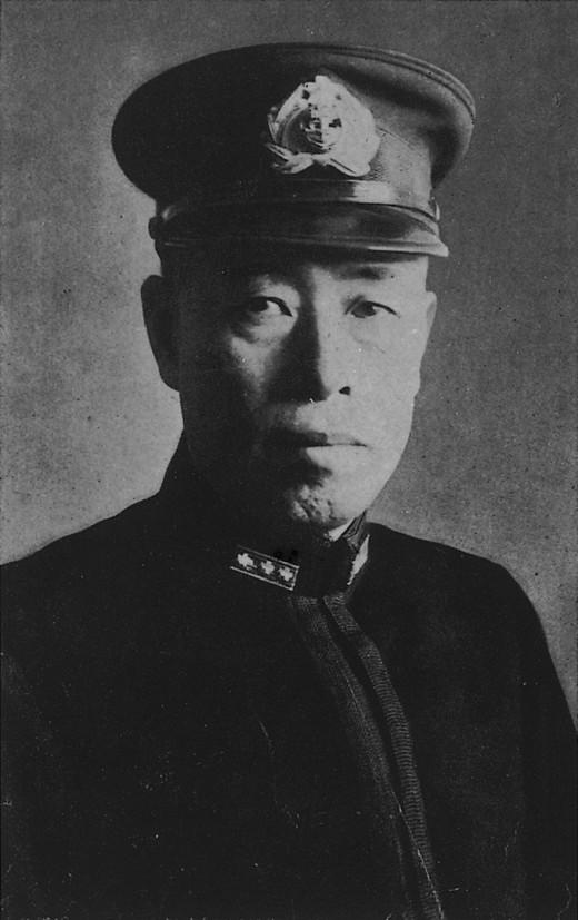 His Excellency Admiral Yamamoto Isoruko