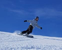Where is the best place to go snowboarding in Provo, Utah for an athletic novice?
