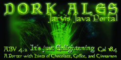 Jarvis Java Portal - A Java Porter Recipe for the Ingress Nerd in All of Us