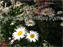 Inspirational Birthday Poems For All Ages