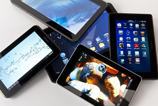Tablets are great gifts for people who already have everything