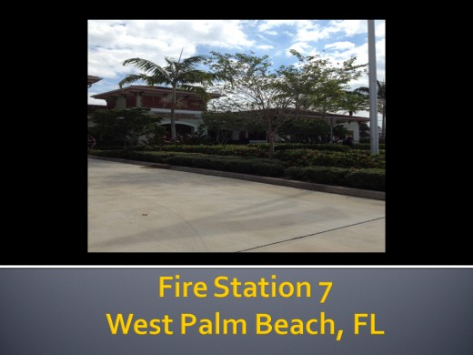 Located on Okeechobee Blvd, the station serves the heart of the local community.