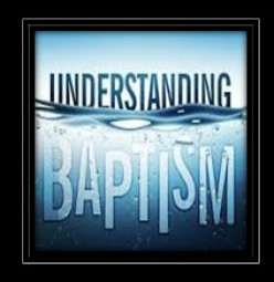 Doctrine of Baptisms: A Bible Study Supplemental
