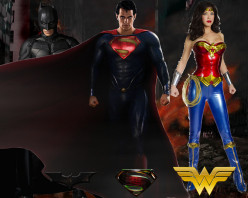 Who is the best DC comic superhero? Batman Vs Superman Vs Green lantern Vs Wonderwoman