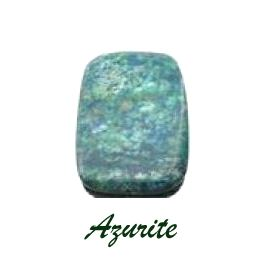 Azurite Gemstone