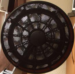rowing machine fan