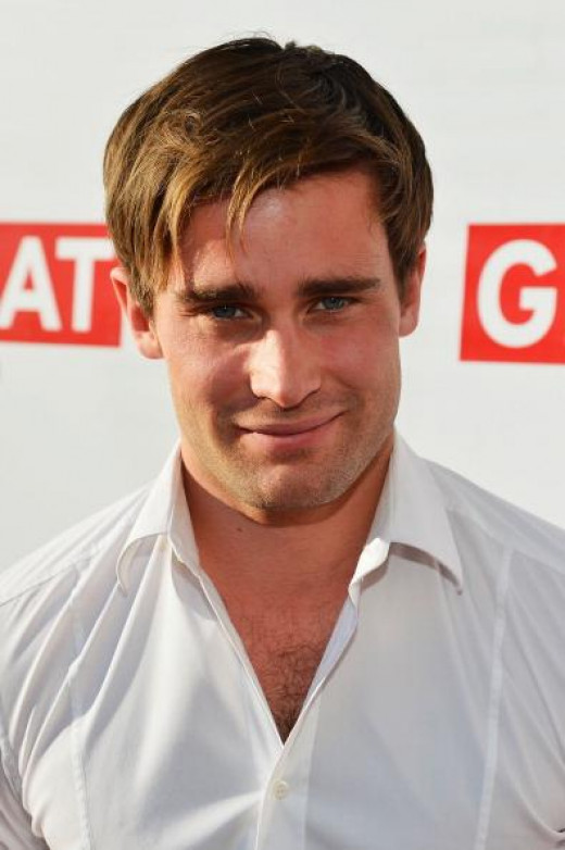 "Christian Cooke. 26, 5' 10"". Known for ""Romeo and Juliet."""