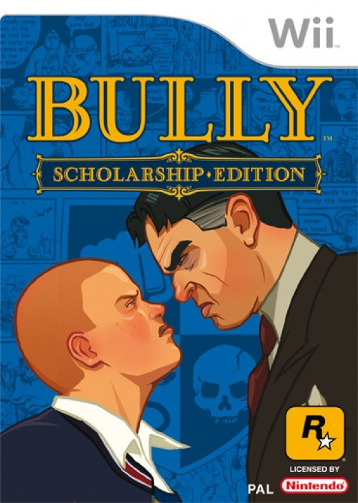 Bully in action - Live review