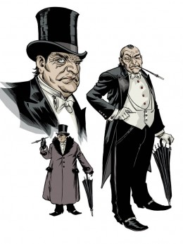 The Penguin - another supervillain worthy of mentioning