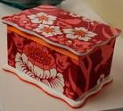 Decoupage Crafting for the Home