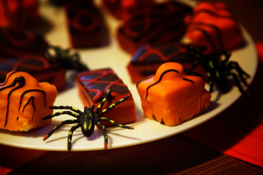 Creepy Crawly Chocolates