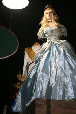 "Be a Glamorous ""Fem' Fetale"" for any era, any fairy tale, any setting...any size, any age!"
