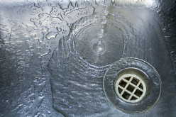 Kitchen sinks - how does your sink drain?